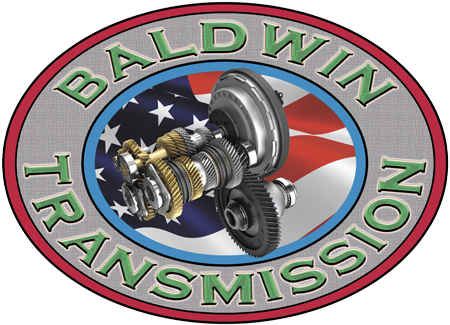 Baldwin Transmission logo by cc